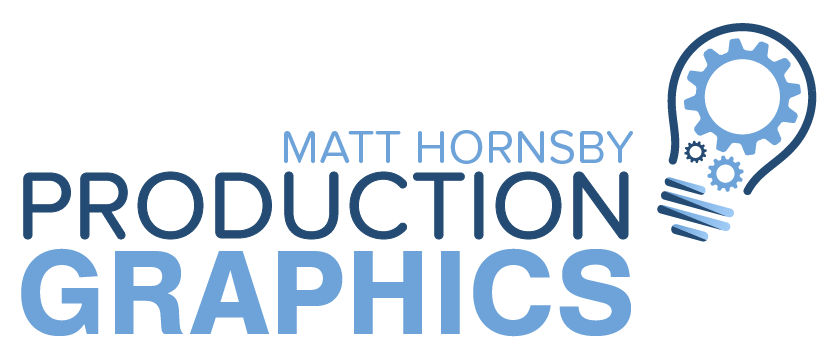 Matt Hornsby Production Graphics